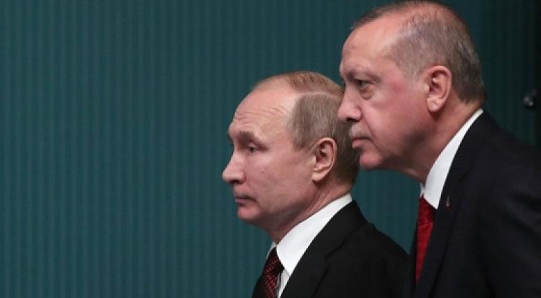 Συνάντηση Ερντογάν και Πούτιν στις 22 Οκτωβρίου στο Σότσι - Κεντρική Εικόνα