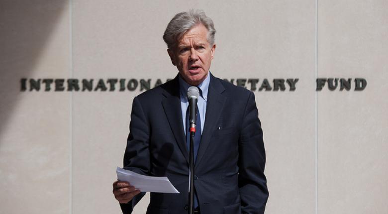 ΔΝΤ: Συνεχίζουμε να στηρίζουμε την Ελλάδα - Κεντρική Εικόνα