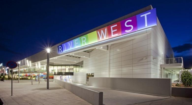 Αποκαταστάθηκε η λειτουργία του RIVER WEST - Κεντρική Εικόνα