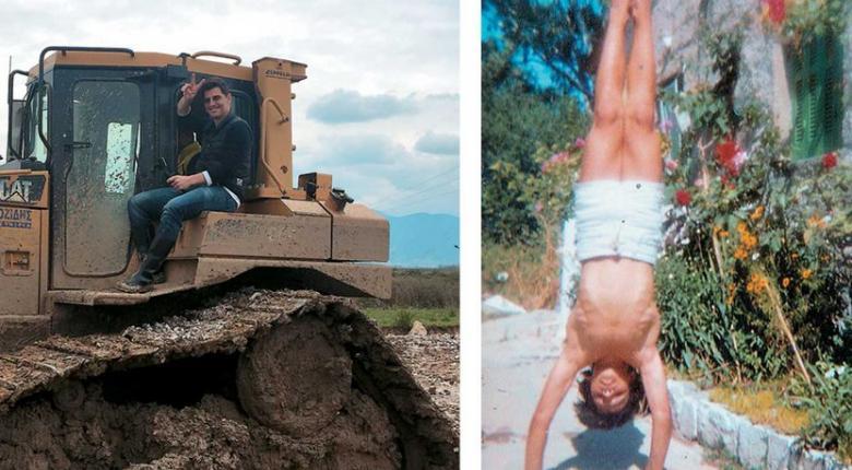 Ο Σ. Ρουβάς εξηγεί γιατί αποφάσισε να γίνει αγρότης - Κεντρική Εικόνα