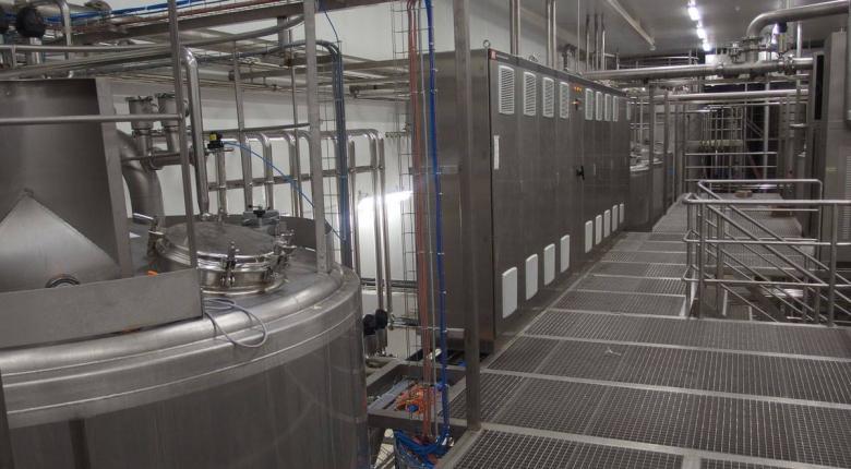 Ελληνική βιομηχανία γάλακτος «εισβάλλει» στην Μ. Βρετανία - Κεντρική Εικόνα
