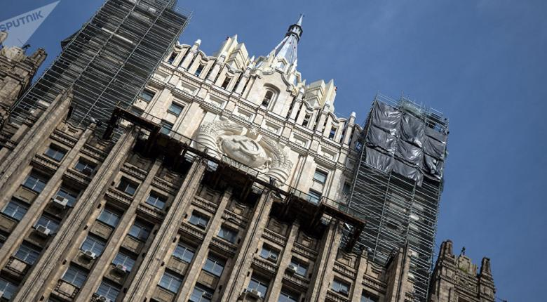 Ρωσικό ΥΠΕΞ: Η συνεργασία Ρωσίας - ΝΑΤΟ έχει διακοπεί πλήρως - Κεντρική Εικόνα