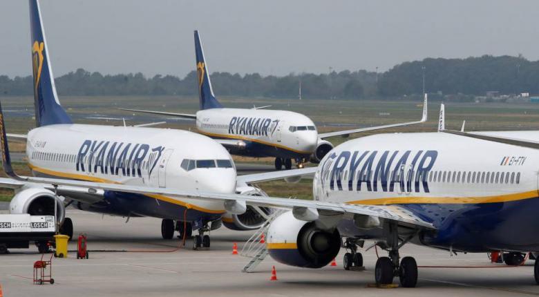 Ryanair: Ξεκινά πάλι τις πτήσεις από Αθήνα - Θετικά τα πρώτα μηνύματα για την επιβατική κίνηση στον ΔΑΑ - Κεντρική Εικόνα