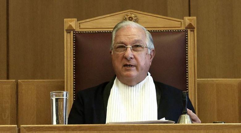 Παραιτήθηκε από την προεδρία του ΣτΕ ο Νίκος Σακελλαρίου - Αντιδράσεις - Κεντρική Εικόνα