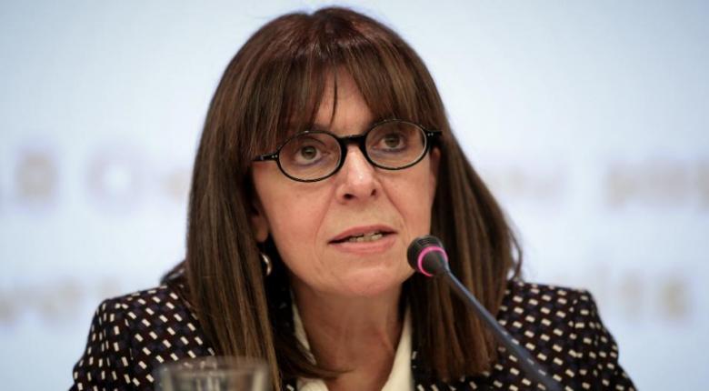 Κατερίνα Σακελλαροπούλου: Οι Έλληνες δίνουμε ακόμα μια ιστορική μάχη, θα νικήσουμε - Κεντρική Εικόνα