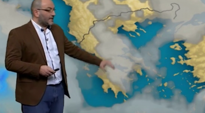Αρναούτογλου: Πού θα εκδηλωθούν επικίνδυνα καιρικά φαινόμενα την Τρίτη (video) - Κεντρική Εικόνα