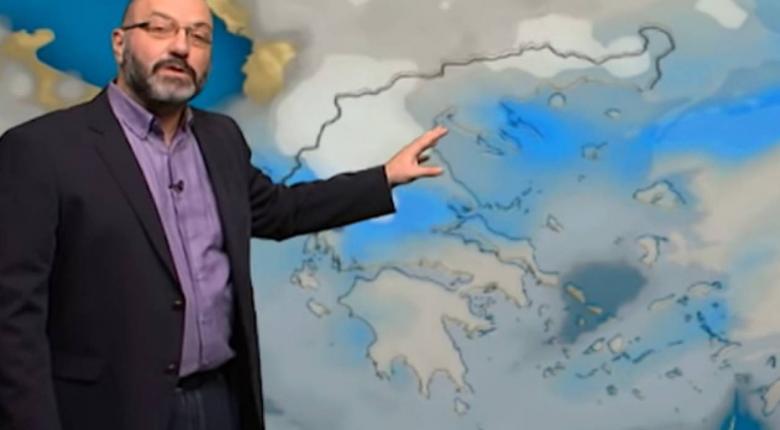 Σάκης Αρναούτογλου: «Ξεκίνησε ο τρομολαγνικός οίστρος» - Δεν έχει σχέση η Ισπανία με τα χιόνια της Ελλάδας - Κεντρική Εικόνα