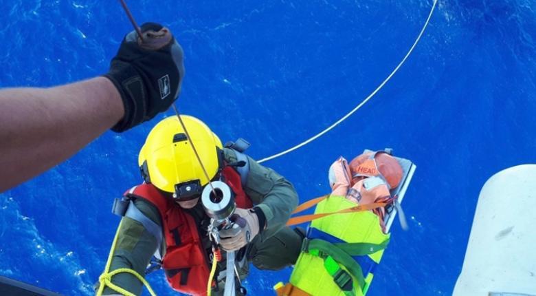 Άσκηση έρευνας και διάσωσης Ελλάδας-Κύπρου (video) - Κεντρική Εικόνα