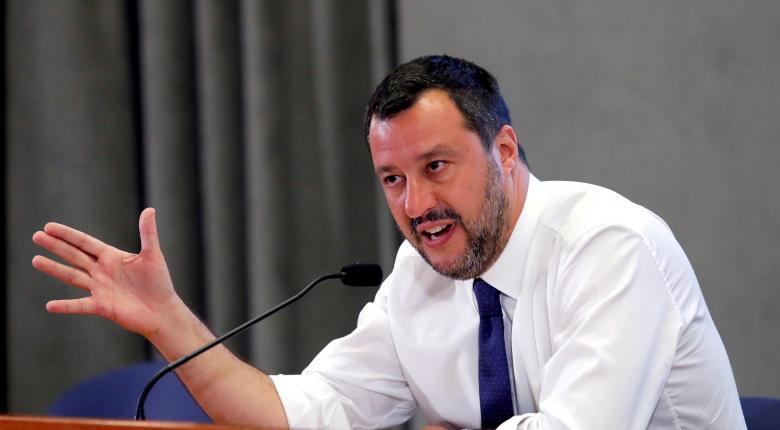 Ο Σαλβίνι απειλεί με δημοψηφίσματα για να εμποδίσει τις μεταρρυθμίσεις της ιταλικής κυβέρνηση - Κεντρική Εικόνα