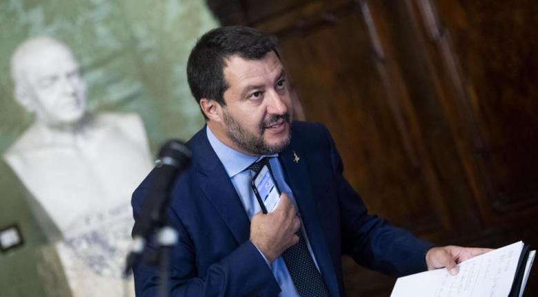 Σαλβίνι: Η Γαλλία και η Γερμανία δεν μπορούν να αποφασίζουν μόνες τους τη μεταναστευτική πολιτική της ΕΕ - Κεντρική Εικόνα