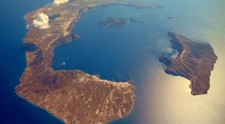 «Ξυπνάει» το ηφαίστειο της Σαντορίνης - Έτοιμο σχέδιο αντιμετώπισης από τη ΓΓ  Πολιτικής Προστασίας - Κεντρική Εικόνα