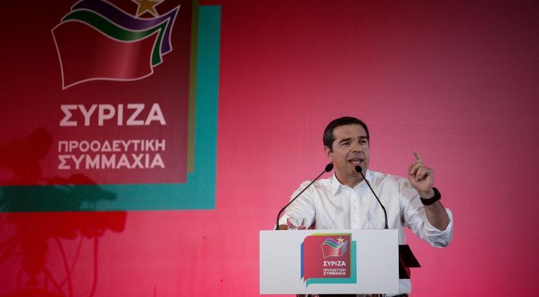 Τσίπρας: Πρέπει να συνεχίσουμε προς τα μπρός, όχι να κάνουμε αναστροφή - Κεντρική Εικόνα