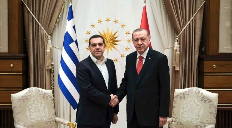 Ερντογάν: Είπα στον Τσίπρα το τζαμί στην Αθήνα να έχει μιναρέ - Κεντρική Εικόνα