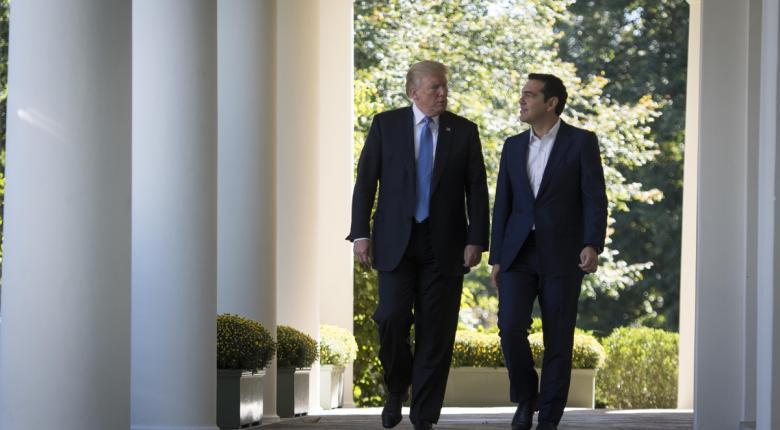 Ηandelsblatt: Προς τι το ξαφνικό φλερτ ΗΠΑ με Κύπρο και Ελλάδα; - Κεντρική Εικόνα