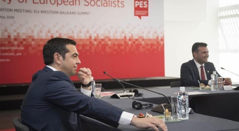 Τσίπρας για Σκοπιανό: Τα τελευταία μέτρα είναι πάντα τα πιο δύσκολα - Κεντρική Εικόνα