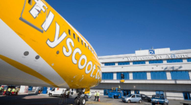 Η Scoot βραβεύτηκε ως «Καλύτερη Αεροπορική Εταιρία Χαμηλού Κόστους» - Κεντρική Εικόνα