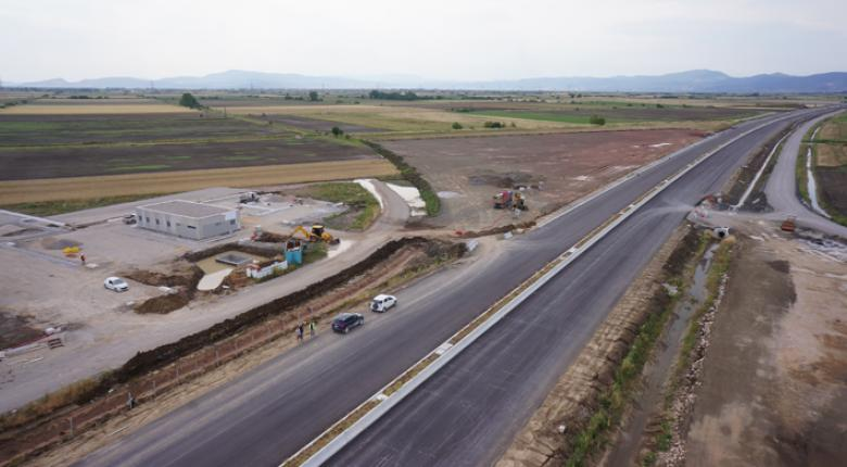 Αυτοκινητόδρομος Κεντρικής Ελλάδος «Ε65» - Ένας δρόμος σε τρεις δόσεις (Φωτο) - Κεντρική Εικόνα 9