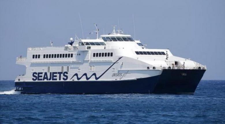 Σαμοθράκη: Συνεχίζει τα δρομολόγια το Andros Jet - Κεντρική Εικόνα