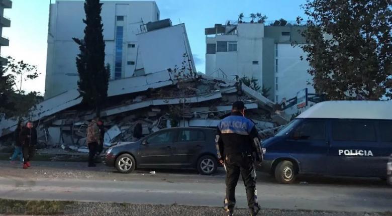 Η Αλβανία συγκλονίστηκε από σεισμό 6,4 Ρίχτερ - Τουλάχιστον 7 νεκροί, 325 τραυματίες (Photos/Video) - Κεντρική Εικόνα