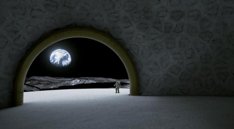 Έλληνας φοιτητής σχεδιάζει σπίτια για τη Σελήνη - Κεντρική Εικόνα