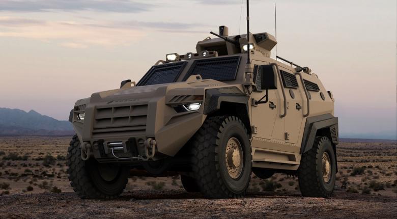 Senator APC: Το απόλυτο στρατιωτικό όχημα επιβίωσης, τώρα και για πολίτες - Κεντρική Εικόνα 2