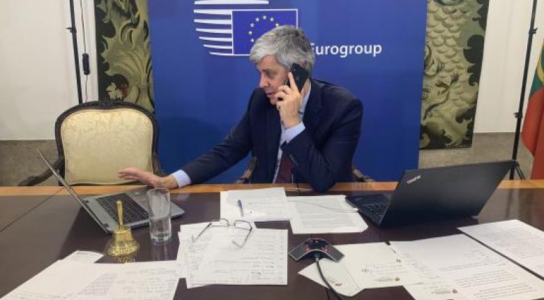 Νέο Eurogroup σήμερα: Τα αντίπαλα «στρατόπεδα» και τα αγκάθια στη γραμμή άμυνας της ΕΕ - Κεντρική Εικόνα