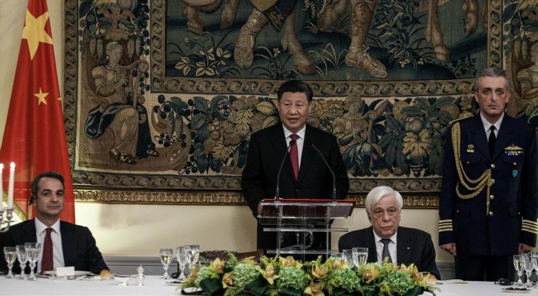 Σι Τζινπίνγκ: Εμβάθυνση της συνεργασίας Ελλάδας-Κίνας με πρότυπο την επένδυση της Cosco - Κεντρική Εικόνα