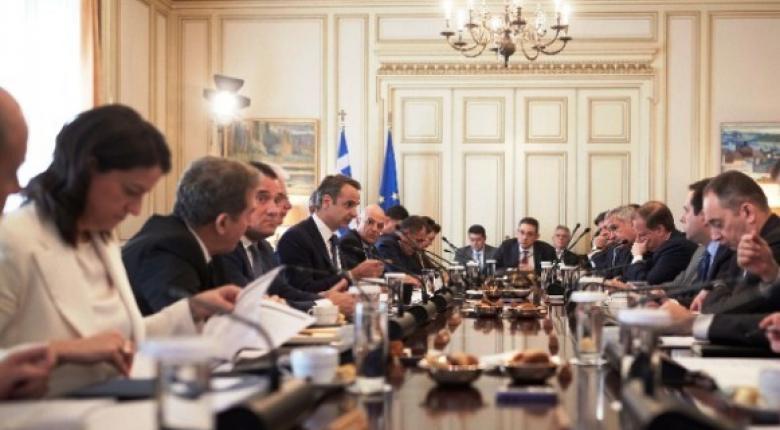 Υπουργικό συμβούλιο: Συνεδριάζει στις 11 μέσω τηλεδιάσκεψης για τα μέτρα κατά του κορωνοϊού - Κεντρική Εικόνα