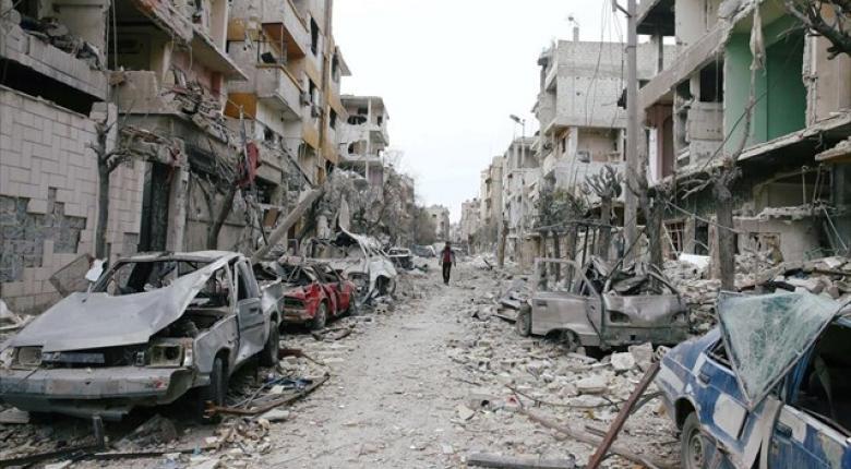 Σφοδρή μάχη εναντίον του ISIS διεξάγει ο συριακός στρατός - Κεντρική Εικόνα