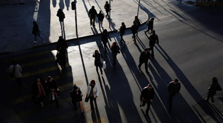 ΕΔΣ: Ποιοι είναι οι κίνδυνοι για την ελληνική οικονομία (Pdf) - Κεντρική Εικόνα