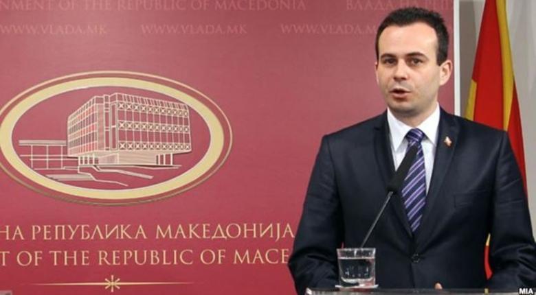 ΠΓΔΜ: Το ΥΠΕΞ αποστασιοποιείται από τις δηλώσεις του Ναουμόφσκι - Κεντρική Εικόνα