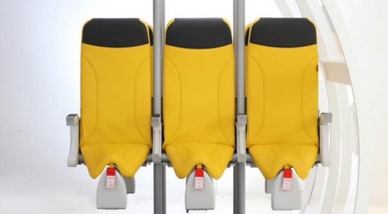 Θέσεις ορθίων στα αεροπλάνα - Κεντρική Εικόνα
