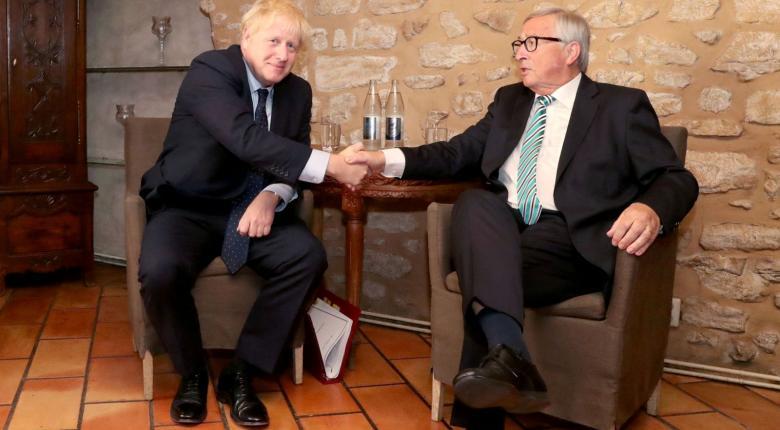 Ο Τζόνσον απέκλεισε κάθε καθυστέρηση του Brexit στη συνάντηση με Γιούνκερ - Κεντρική Εικόνα