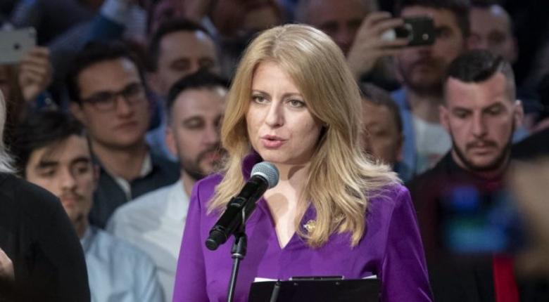 Σλοβακία: Ανέλαβε επισήμως καθήκοντα η πρώτη γυναίκα πρόεδρος της χώρας - Κεντρική Εικόνα