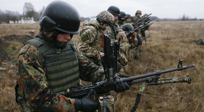Κοινή στρατιωτική άσκηση Σέρβων, Ρώσων και Λευκορώσων καταδρομέων - Κεντρική Εικόνα