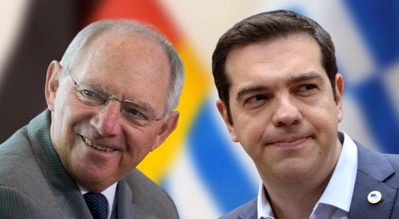 Σόιμπλε για Τσίπρα: Συμπεριφέρθηκε σαν Statesman στο Μακεδονικό - Κεντρική Εικόνα