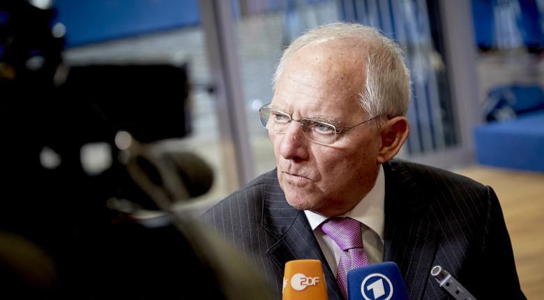 Σόιμπλε: Το CDU μπορεί να κυβερνήσει και χωρίς το SPD - Κεντρική Εικόνα