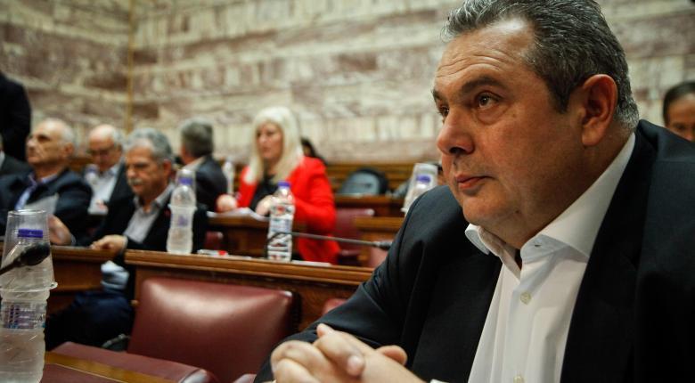 Επίθεση Καμμένου σε πρώην βουλευτές του: Αντάλλαξαν θέσεις με την καρέκλα - Κεντρική Εικόνα