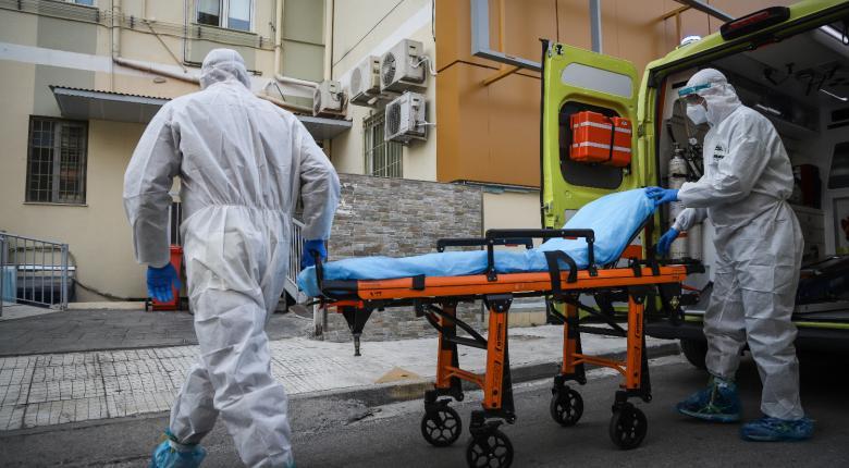 Κορωνοϊός: Στους 342 οι νεκροί - Κατέληξαν 81χρονος στο Νοσοκομείο Κατερίνης και 89χρονη στο «Σωτηρία» - Κεντρική Εικόνα