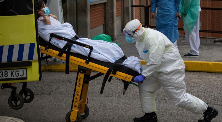 Κορωνοϊός: Κατέληξε 82χρονος από τον Εχίνο Ξάνθης, στους 184 οι νεκροί - Κεντρική Εικόνα