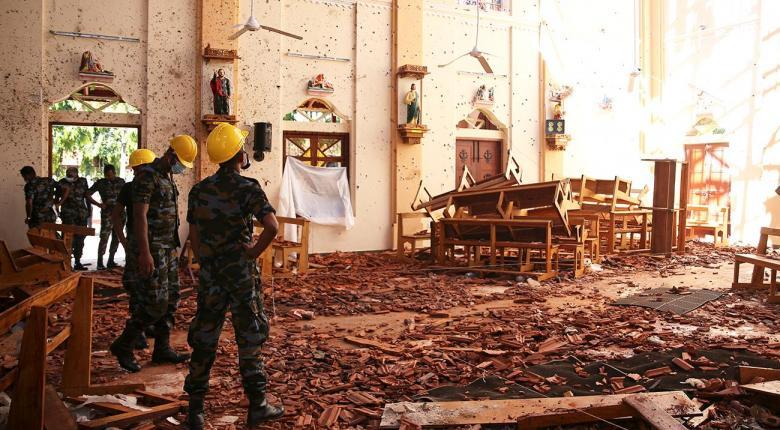 Το ISIS ανέλαβε την ευθύνη για τις επιθέσεις στη Σρι Λάνκα - Κεντρική Εικόνα