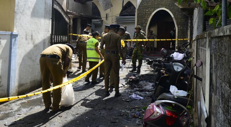 Αναθεωρήθηκε προς τα κάτω ο απολογισμός των νεκρών στη Σρι Λάνκα - Περίπου 260 αντί για 359 - Κεντρική Εικόνα