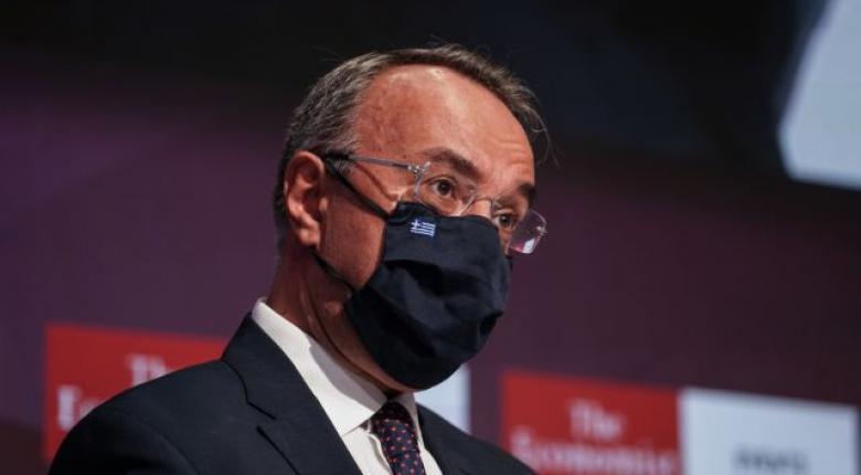 «Αισιόδοξος» ο Σταϊκούρας: Αντέχει και δεύτερο lockdown η οικονομία - Κεντρική Εικόνα