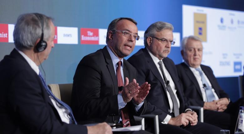 Σταϊκούρας: Έχουν επιτευχθεί οι προϋποθέσεις για μείωση πλεονασμάτων - Κεντρική Εικόνα