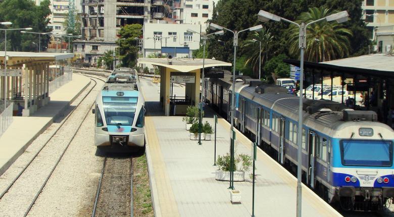Υπόγεια σύνδεση σταθμού «Λαρίσης» Μετρό με  Σ.Σ. Αθηνών - Νέα σήραγγα στις Αχαρνές - Κεντρική Εικόνα