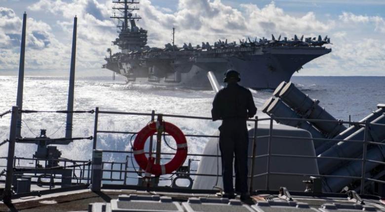 ΗΠΑ: Πιθανή κατάρριψη και δεύτερου ιρανικού drone στον Περσικό Κόλπο - Κεντρική Εικόνα