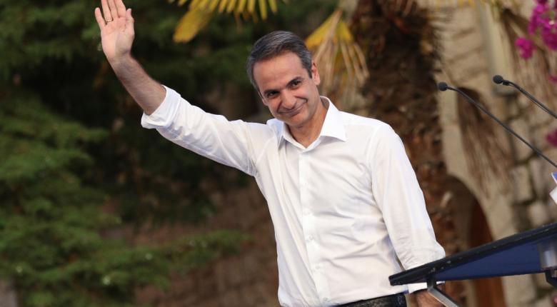 Μητσοτάκης: Ισχυρή ανάπτυξη, αυτοδύναμη Ελλάδα - Κεντρική Εικόνα