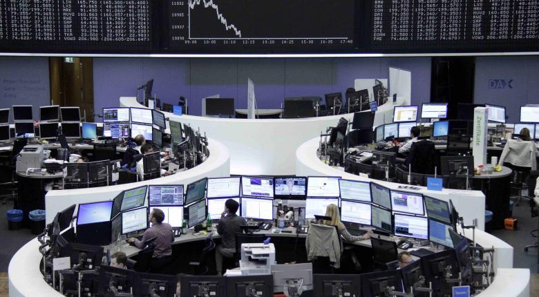 Ήπιες απώλειες στις ευρωαγορές - Κεντρική Εικόνα