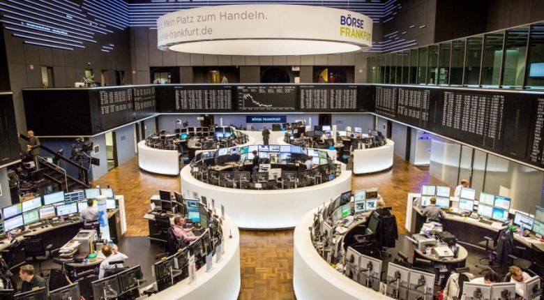 Οριακές μεταβολές στις ευρωαγορές - Κεντρική Εικόνα