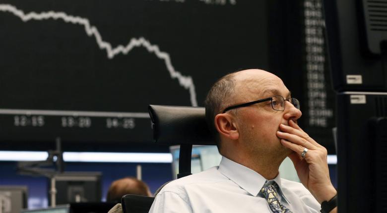 Πτώση στις ευρωαγορές λόγω των εμπορικών εντάσεων - Κεντρική Εικόνα